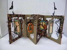 Ali-Craft Blog: Halloween Accordion Card by Angela