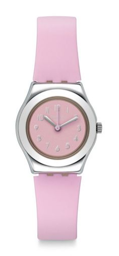 Swatch Watches Swatch Cite Rosee Pink Small | Fallers.com Jewelers