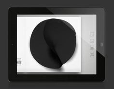 The art of Lygia Clark for iPad