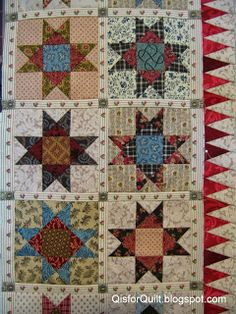 """""""Q is for Quilt"""": Phebe - Keeping it Real"""