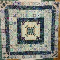UK Quilters United: 365 Challenge Group - The Festival of Quilts 2018