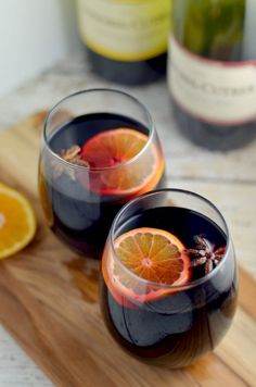 Looking for a good mulled wine recipe? This crockpot wine is the best to serve during those colder winter months. Mulled wine just makes your heart sing