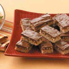 Caramel Butter-Pecan Bars