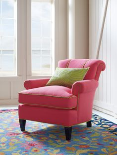 Our Weston chair is Ideal for reading, its comfy cushions are fashioned from recycled and eco-friendly materials.