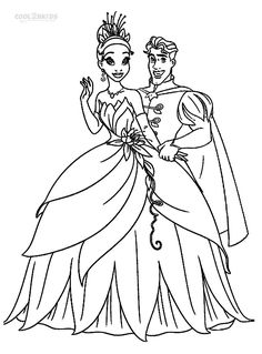 printable princess tiana coloring pages for kids | cool2bkids ... - Printable Coloring Pages Princess
