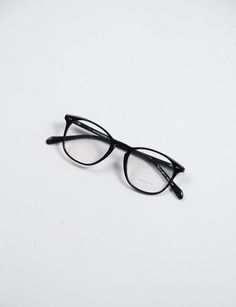 38409237cf Black Sir Finley Optical Frame