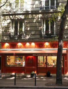 Arnaud Larher # 53 rue Caulaincourt, Paris XVIII mimiemontmartre #chocolat #chocolaterie # chocolate shop #Paris #bonneadresse #mimiemontmartre