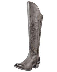 Womens Murrietta Boot - Old West Black My favorite boot !!!!  Wish I had the money to buy this pair !!!!