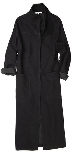Pilar Oversized Long Duster Coat | Apiece Apart