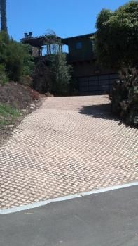 Drivable Grass® Permeable Pavers Project Gallery – Driveways
