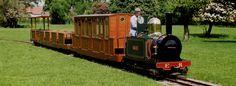 Narrow Gauge Railways – Eaton Hall Railway