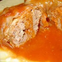 Here is a traditional recipe for Lithuanian stuffed cabbage (also known as balandėliai or blind pigeons). A member of Philadelphia's Lithuanian Music Hall Association shared this hearty recipe.