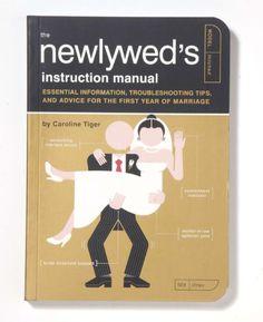 'Newlyweds Instruction Manual' Book by Caroline Tiger