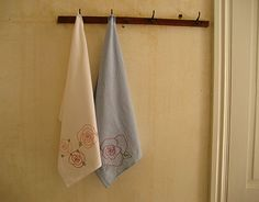 towel hooks for holding dish towels