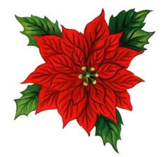 christmas clipart borders free download clipart best christmas poinsettia christmas crafts christmas flowers