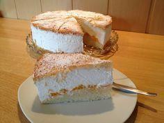 Vegane Käsesahnetorte - mit fluffigem Biskuit und leckerer Creme
