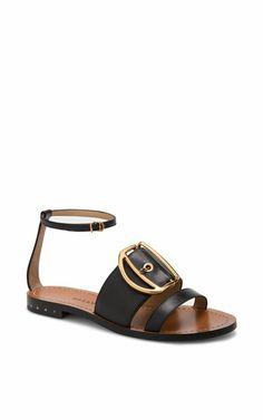 sandales noires design femme, chaussures d'été femme en cuir noir