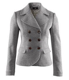 Blazer | H&M; - StyleSays