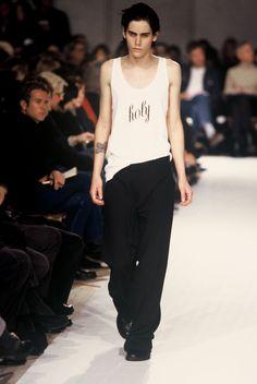 Jamie del Moon, Ann Demeulemeester S/S 1998