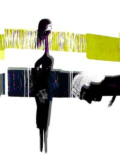 'Zerreissprobe v2' von Pia Schneider bei artflakes.com als Poster oder Kunstdruck