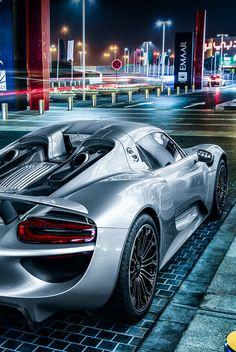 Porsche 918 Spyder, cars, sports cars