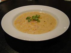 Lentil and Coconut Soup