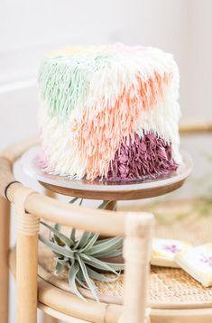 Fiesta de Pajama with Crate Kids Beijos Events Pretty Cakes, Cute Cakes, Beautiful Cakes, Amazing Cakes, Pretty Birthday Cakes, Mini Cakes, Cupcake Cakes, Photos Folles, Pyjamas Party