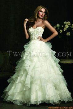 Abiti da Sposa Allure 8911 Bridals