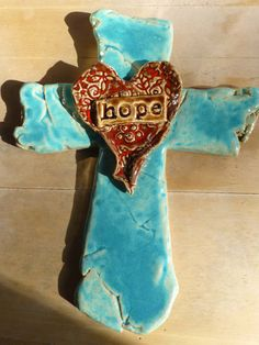 HOPE+Heart+Cross+by+carriewdesign+on+Etsy,+$65.00