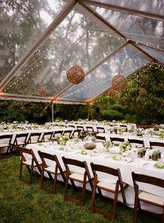 Botanical Greenhouse Garden Wedding