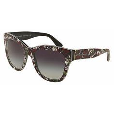 Dolce&Gabbana Women DG4270F 30198G Multi Square Sunglasses