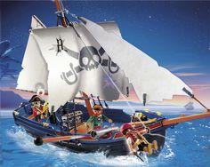 Afbeelding van Playmobil Pirates 5810 Pirate Corsair from ColliShop