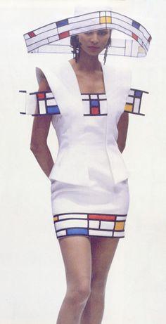 mondrian fashion