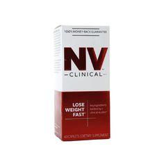 NV Hollywood Diet Pill - Regular - 60 Pack | Santana's Market