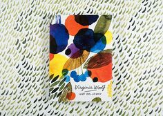 It's Nice That | Marimekko illustrator Aino-Maija Metsola creates covers for six Virginia Woolf books