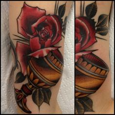 Goblet Tattoo by Richard Smith