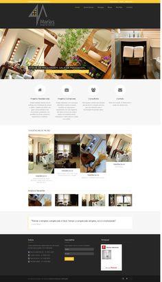 Site desenvolvido em Joomla, Photoshop, css5, php5