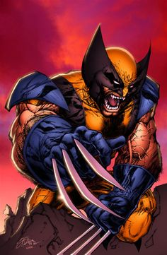 Wolverine by Shelby Robertson and Nathan Lumm