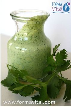 Creamy Cilantro-Lime Salad Dressing Ingredients ½ cup of cilantro leaves. ½ cup of non-fat plain, greek yogurt. (Or sour cream if you are on the BC food-guide) 2 Tbsp. of fresh key-lime juice. 1 garlic clove. ¼ cup. Of extra virgin olive oil. 1 ½ tsp. white wine vinegar. Salt and pepper to taste. Preparation …