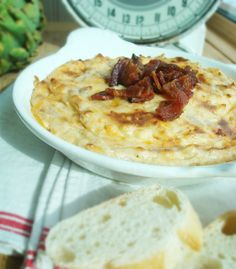 I voted for the Warm Cheesy Artichoke Dip by Northern Cottage in the Lipton® Recipe Secrets® #DipToWinSweepstakes!