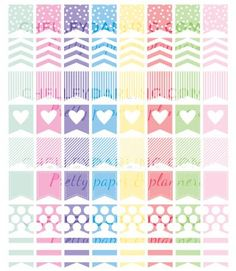 Free Printable Page Flags | Chelley Darling