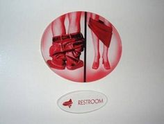 Sarcasm Because Beating the Hell Out of People is Illegal: Creative and funny toilet signs Part I Oh WOW! Bathroom Humor, Bathroom Signs, Restroom Signs, Bathroom Doors, Bathroom Fixtures, Bathrooms, Funny Toilet Signs, Funny Signs, Wc Symbol