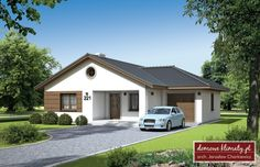 My House Plans, Facade House, Home Fashion, Garage Doors, Sweet Home, Shed, New Homes, Outdoor Structures, House Styles