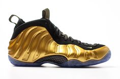 Nike Air foamposite One Metallic Gold for sale preorder new and authentic. #Intakicks always authentic