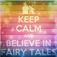 Keep calm and believe in fairy tales. #PANDORAloves