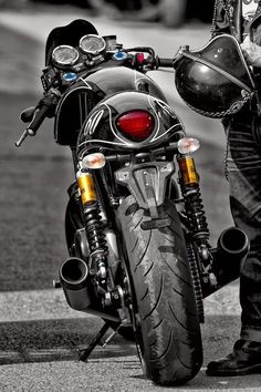 #caferacer #motorcycles #motos | caferacerpasion.com