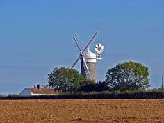 windmills   Norfolk Windmills and Watermills, including Cley Mill, Horsey Windpump ...