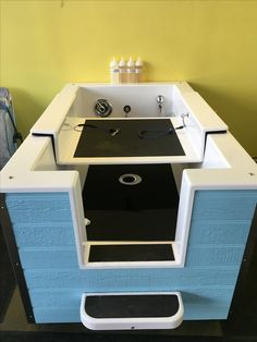 New breed dog baths perfect for the self serve dog wash business lovely pet spa day solutioingenieria