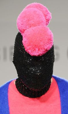 KNITTED LEIGH BOWERY-ISH