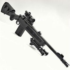 Mossberg MVP Patrol .308 rifle